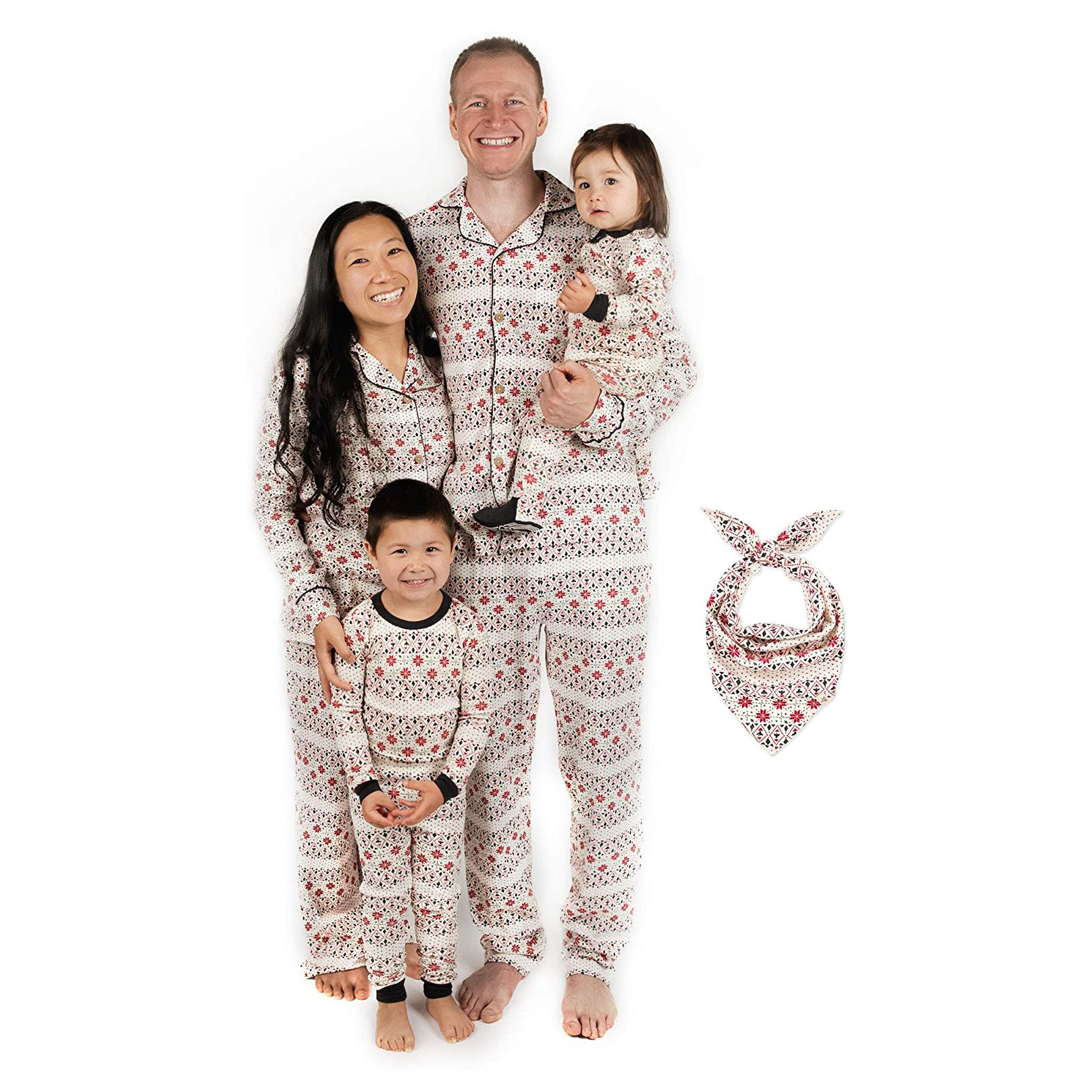 burts-bees-family-jammies-matching-holiday-organic-cotton-pajamas
