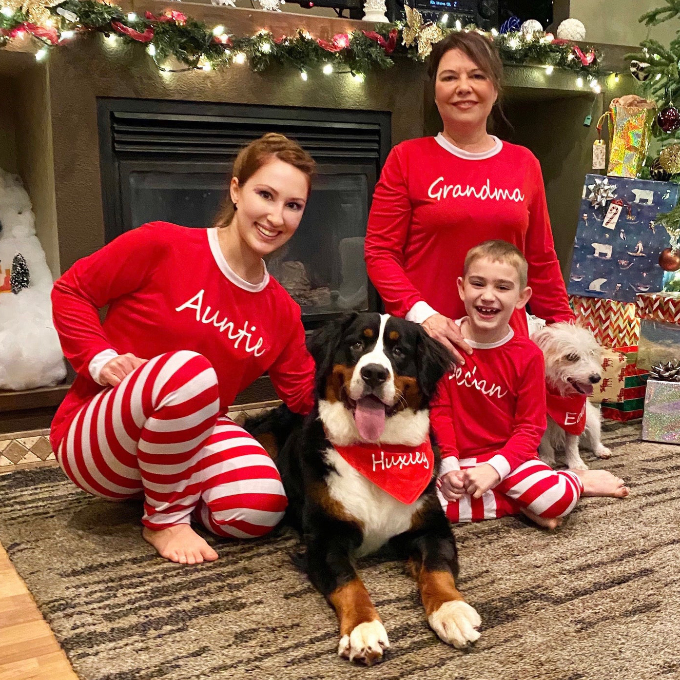 matching-family-personalized-pajamas