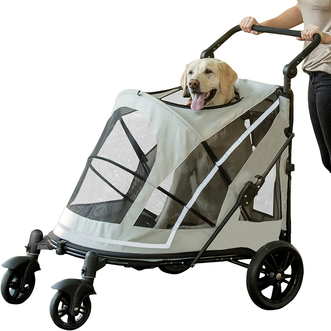 no-zip-expedition-zipperless-entry-pet-stroller