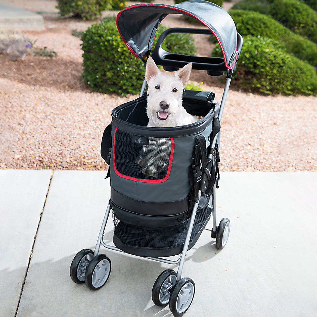 top-paw-3-in-1-pet-stroller