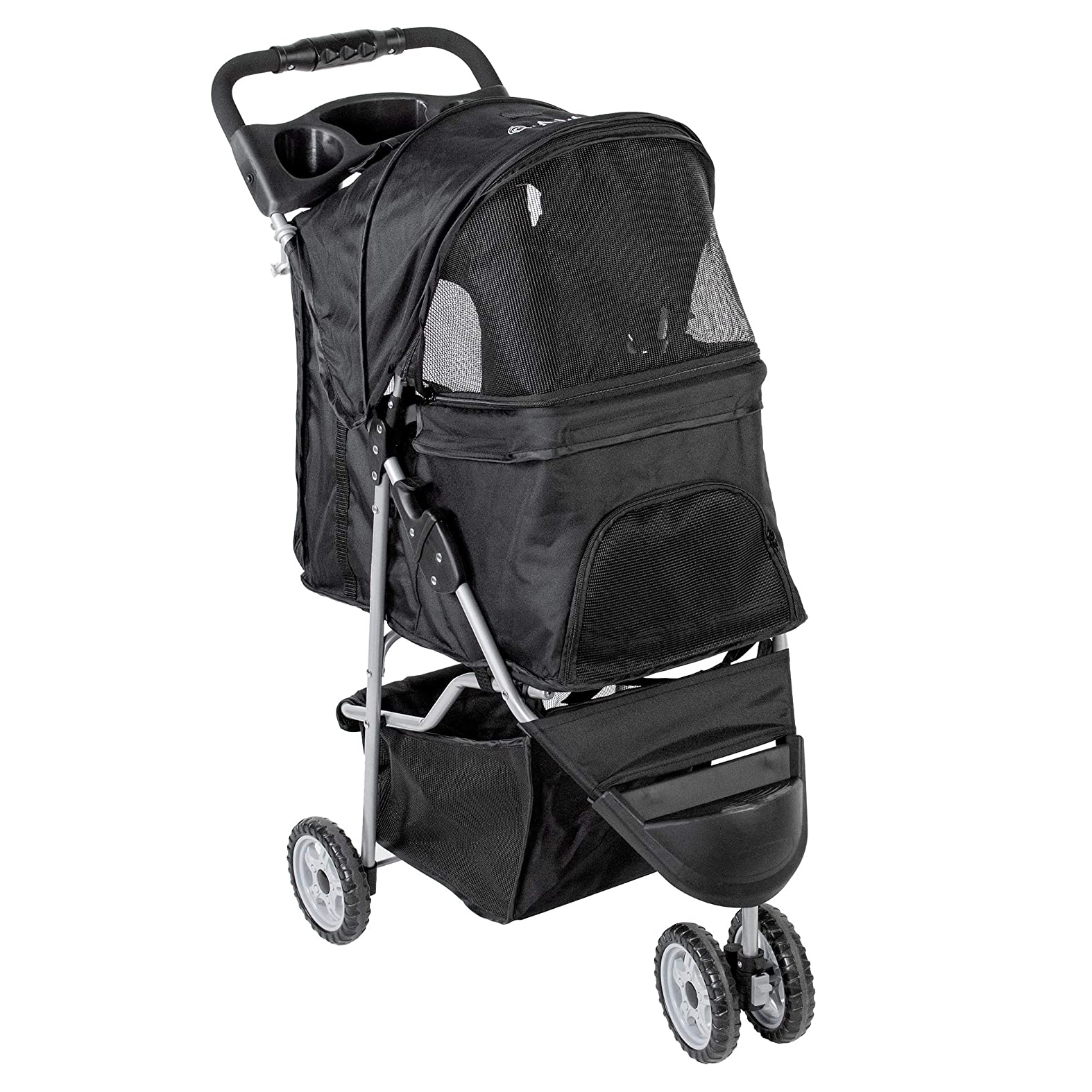 vivo-3-wheel-pet-stroller