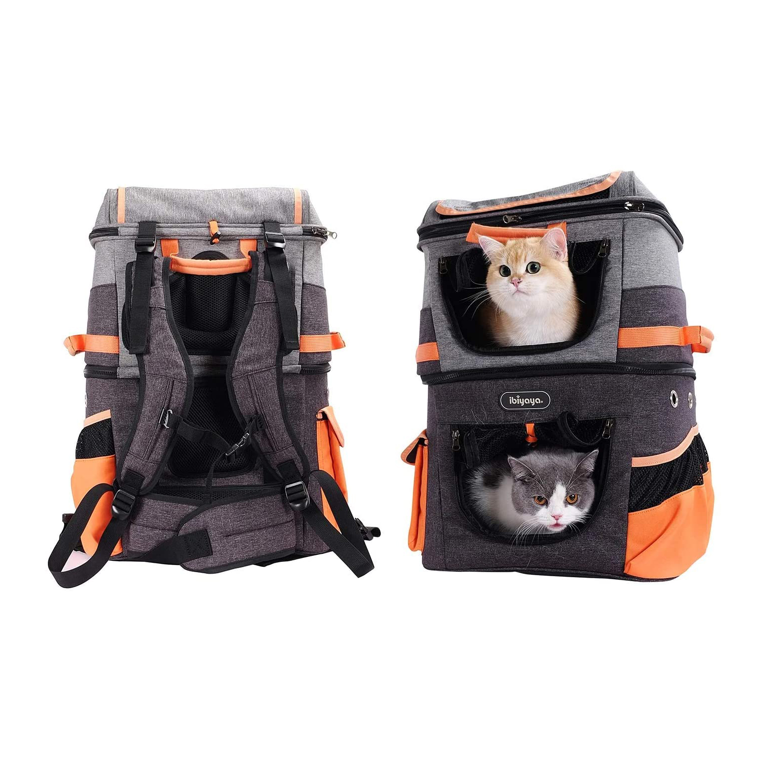 ibiyaya-double-compartment-pet-carrier