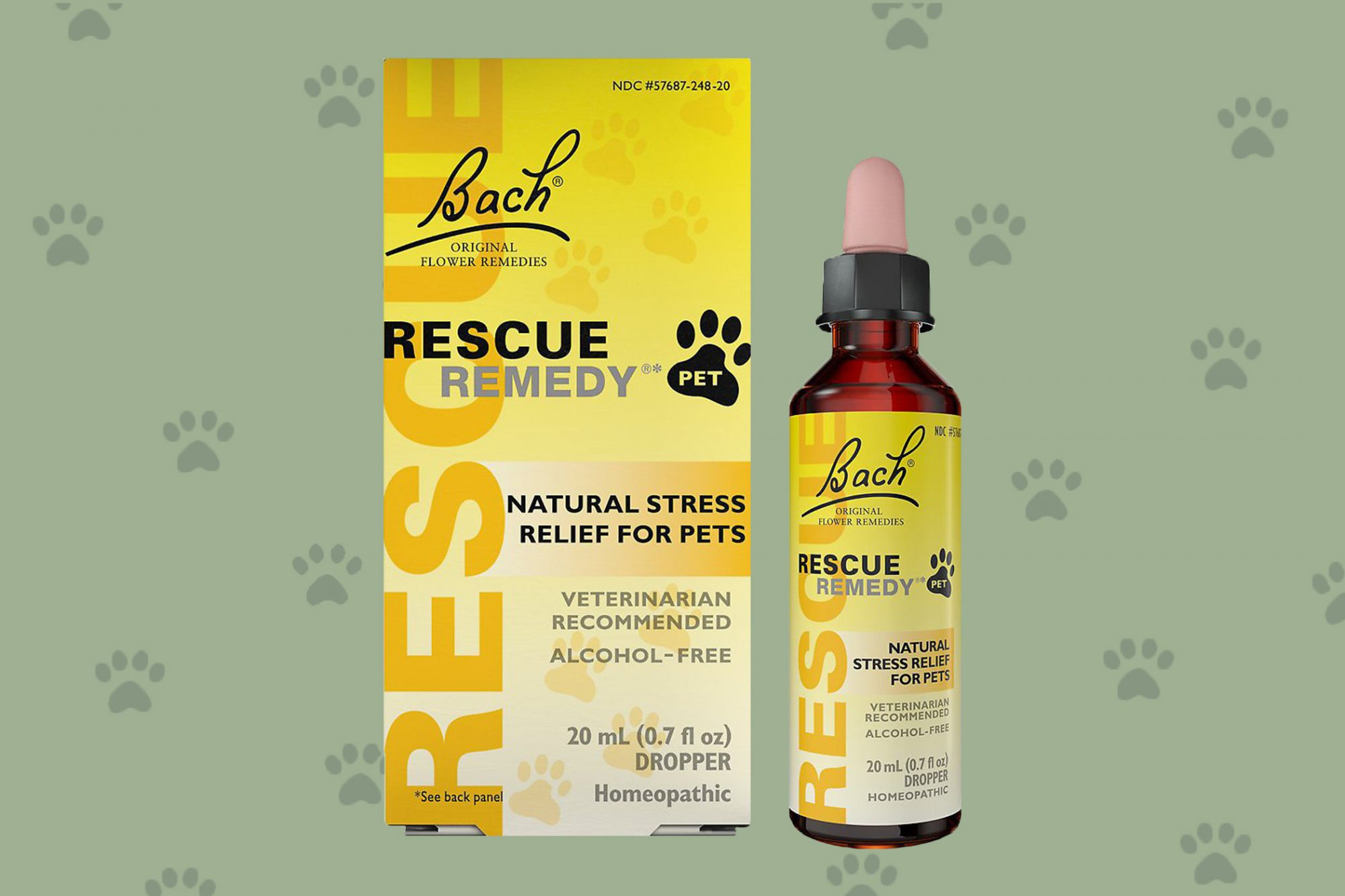 Rescue Remedy pet remedy product photo