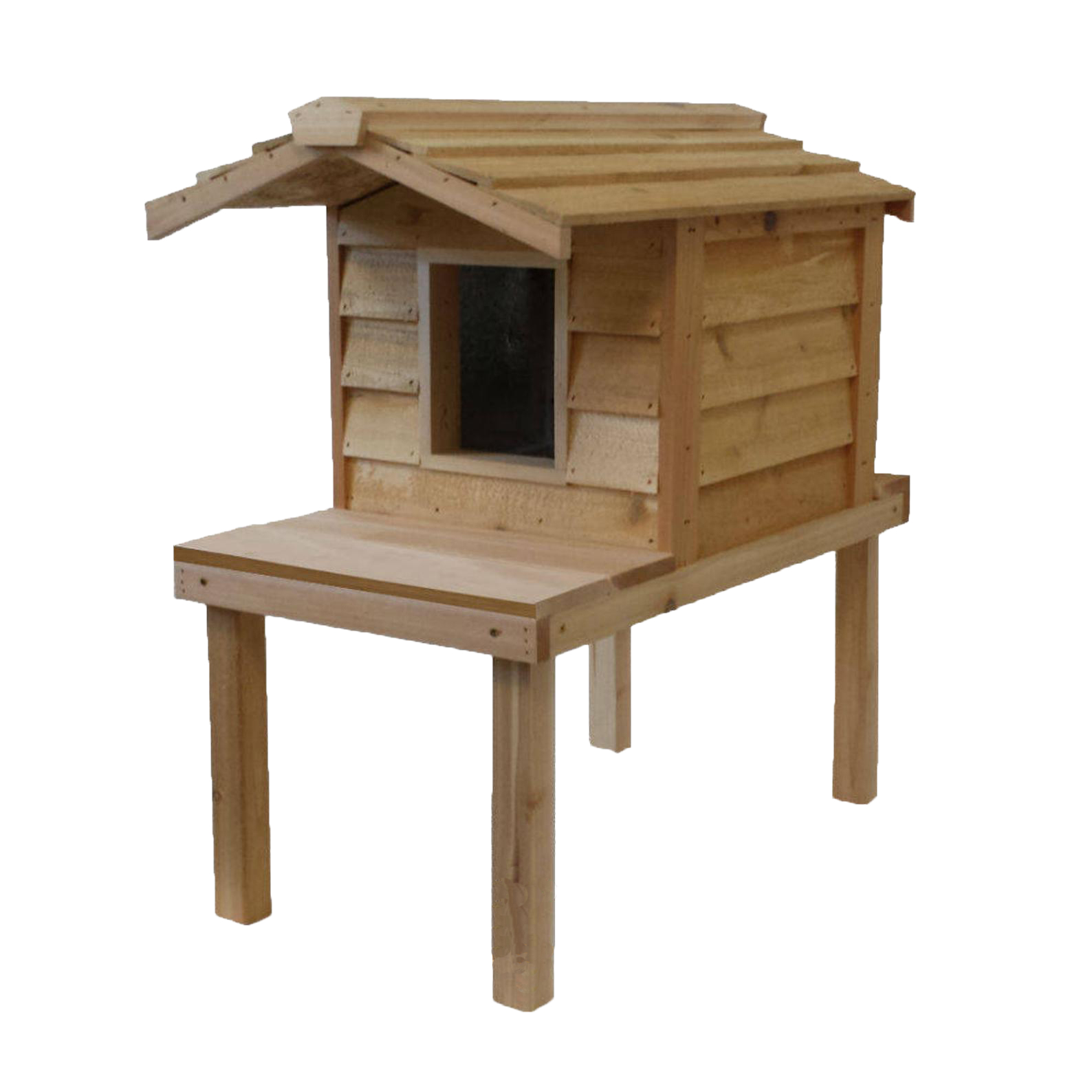 small-insulated-cat-house-with-platform-and-extended-roof