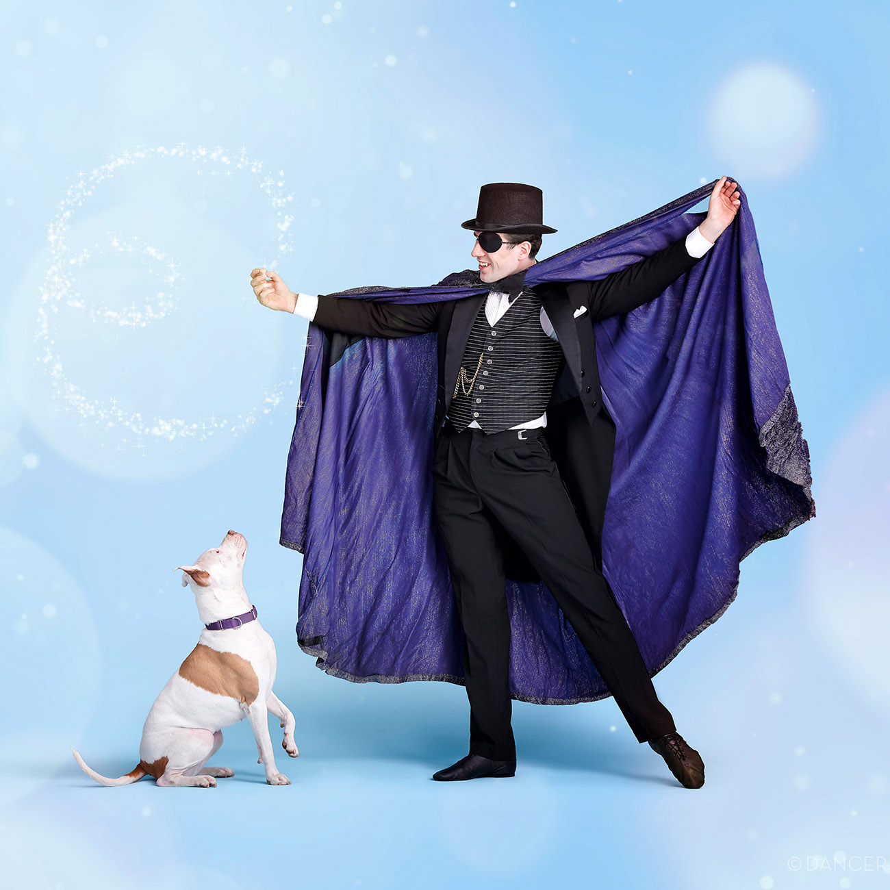dancer-with-dog
