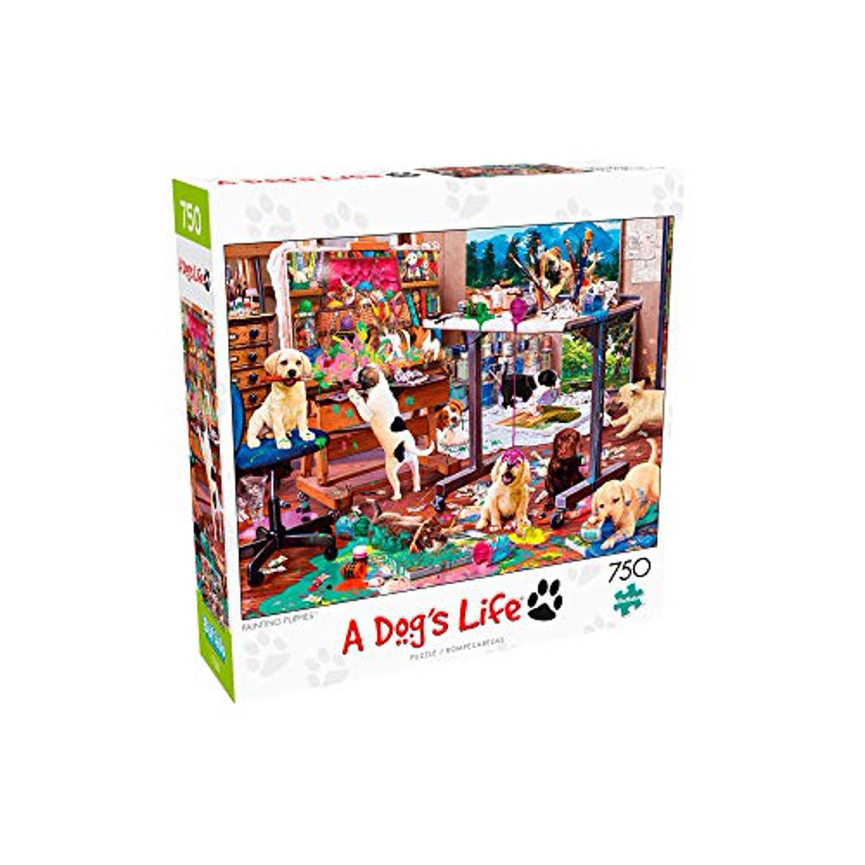 a-dogs-life-painting-puppies-puzzle