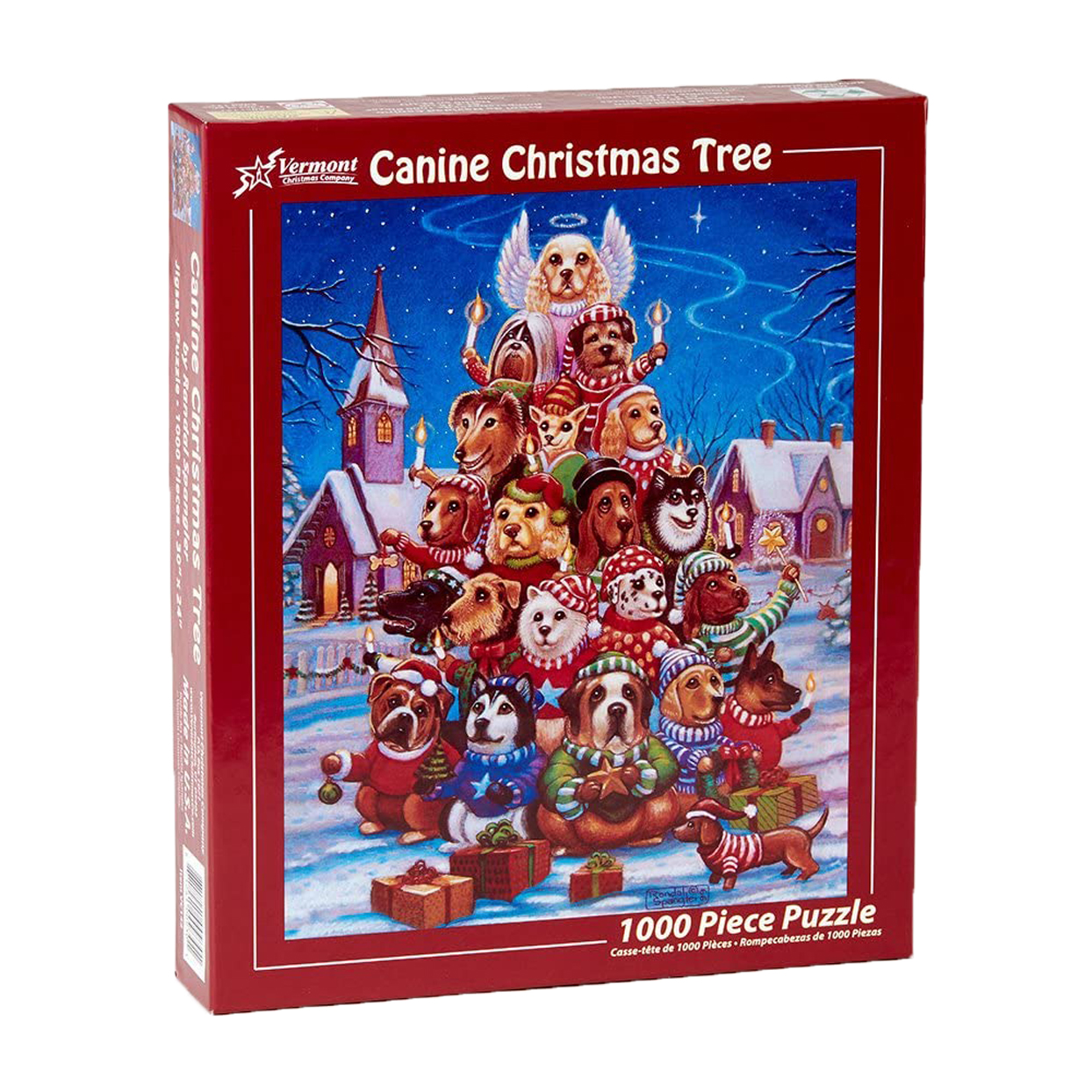 canine-christmas-tree-puzzle