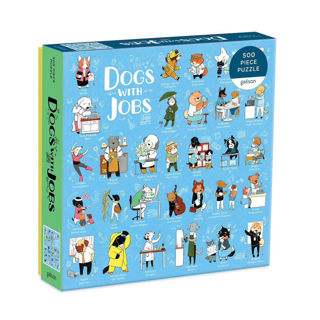 dogs-with-jobs-puzzle