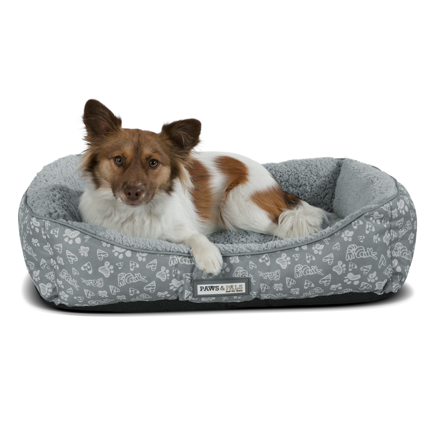 paws-and-pals-signature-dog-bed-heated