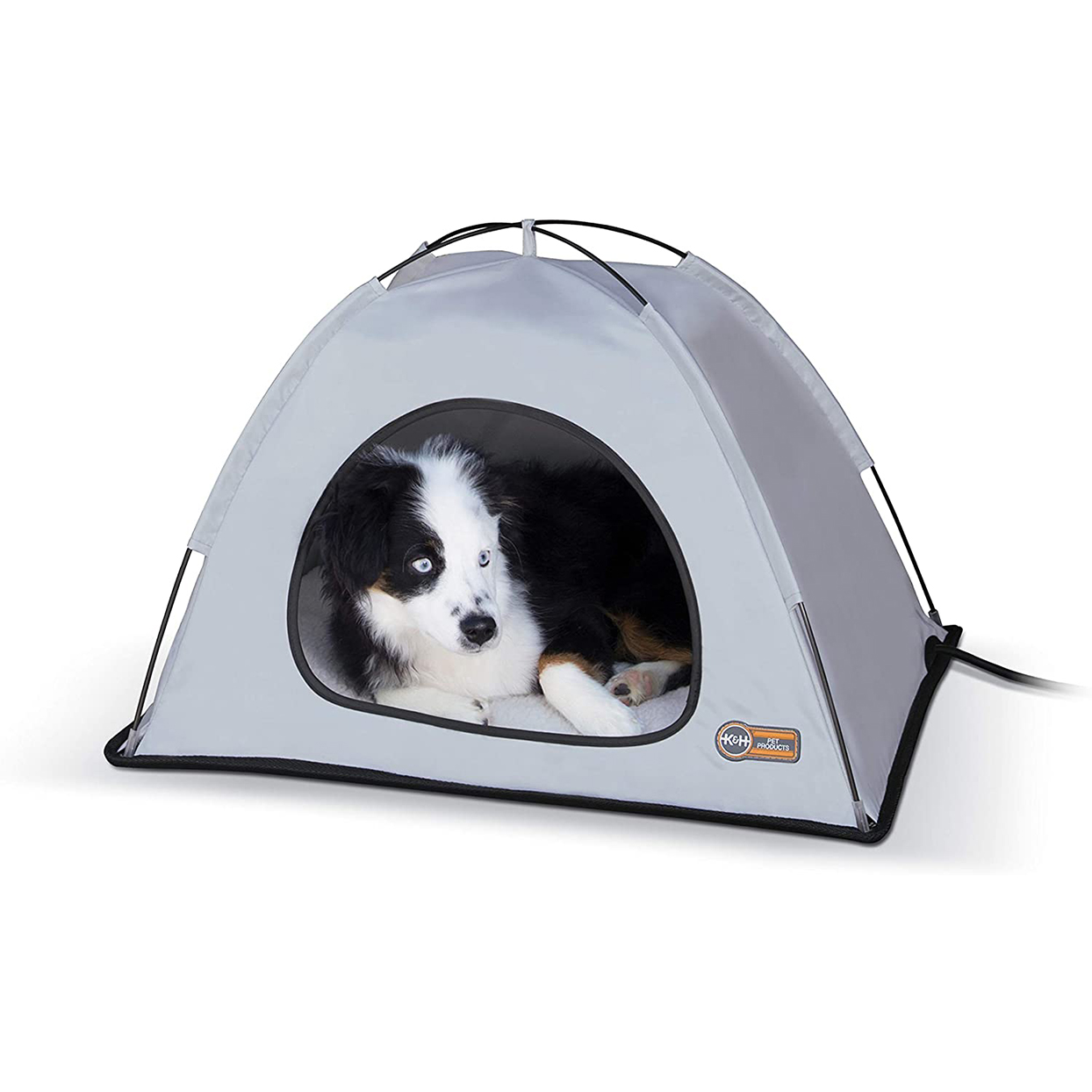 k and h pet thermo tent