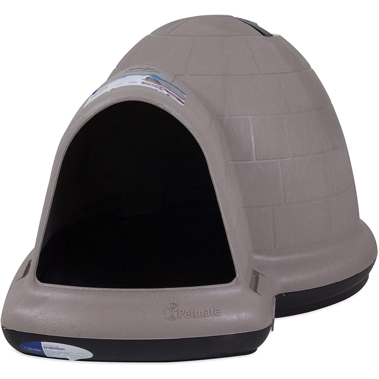 petmate heated igloo dog house