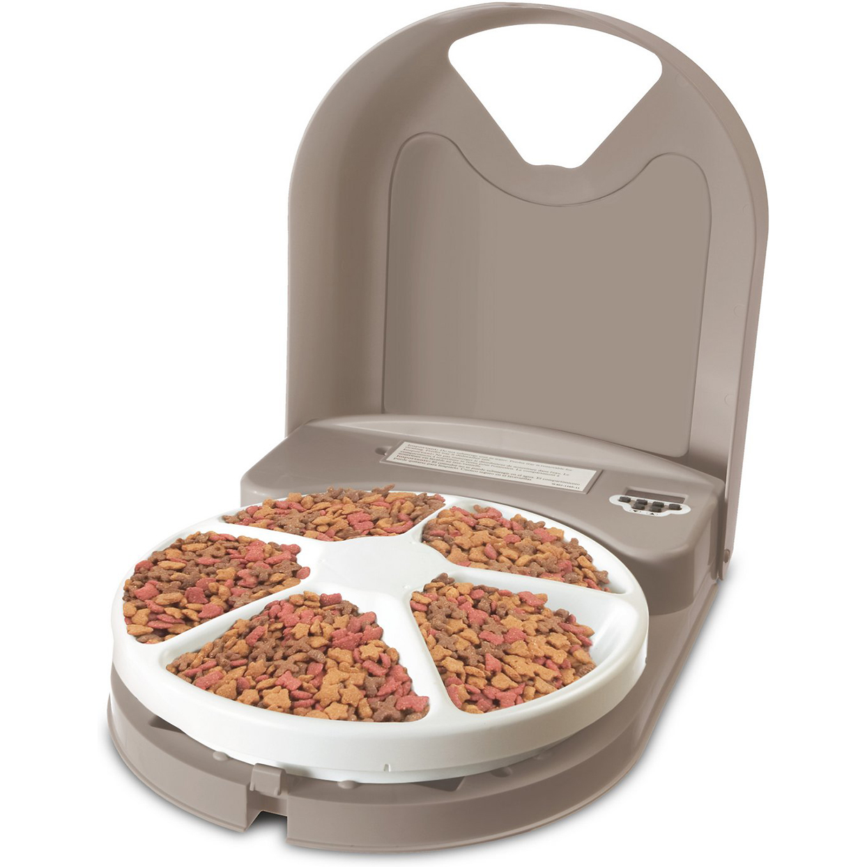 petsafe eatwell automatic dog feeder
