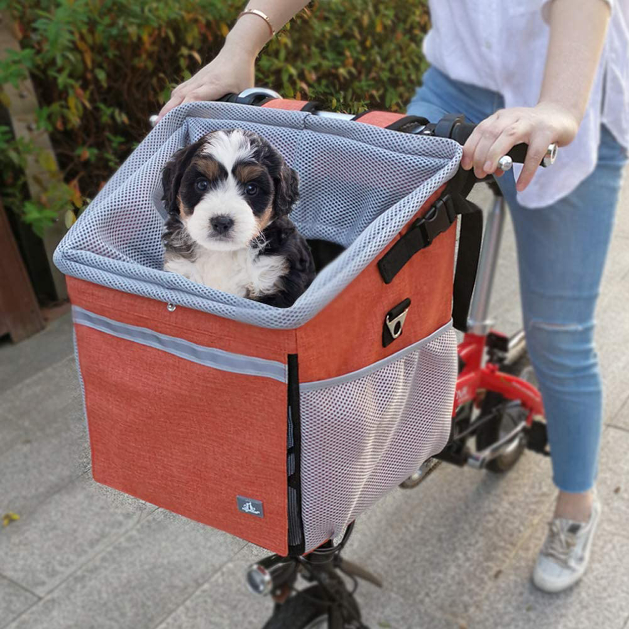 raymace-dog-bike-basket-bag