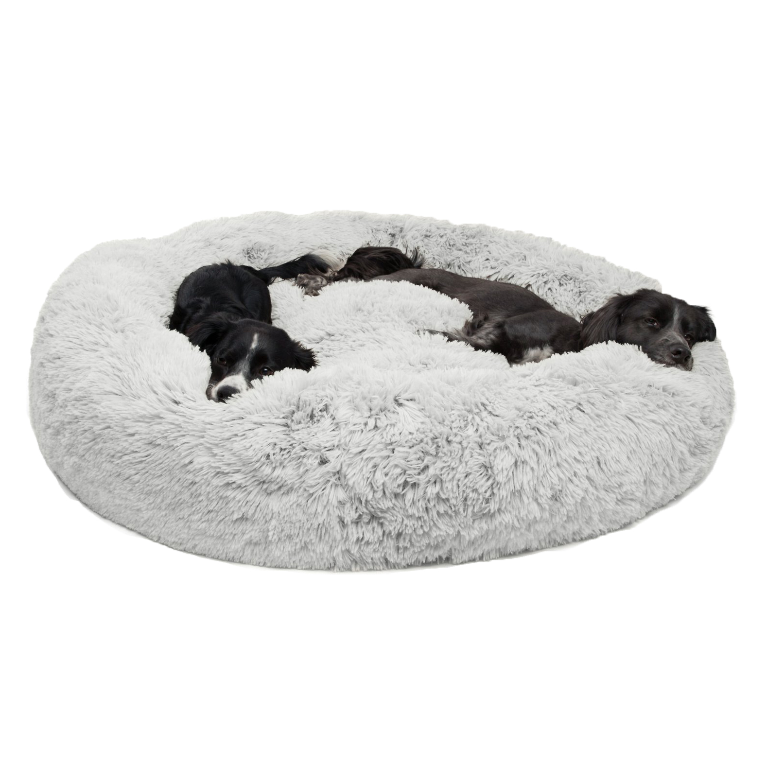 best-friends-by-sheri-the-original-calming-shag-fur-donut-cuddler-cat-and-dog-bed-xs