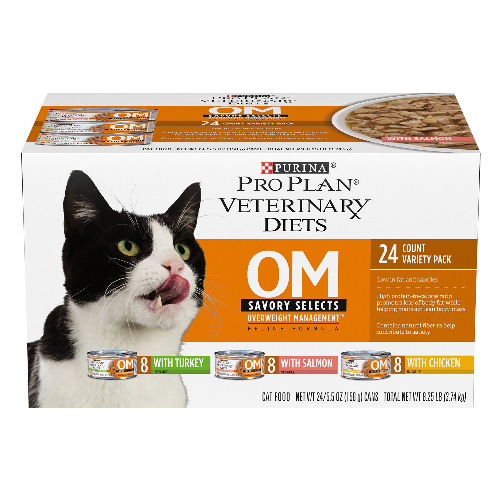 purina-pro-plan-veterinary-diets-om-savory-selects-wet-cat-food-variety-pack