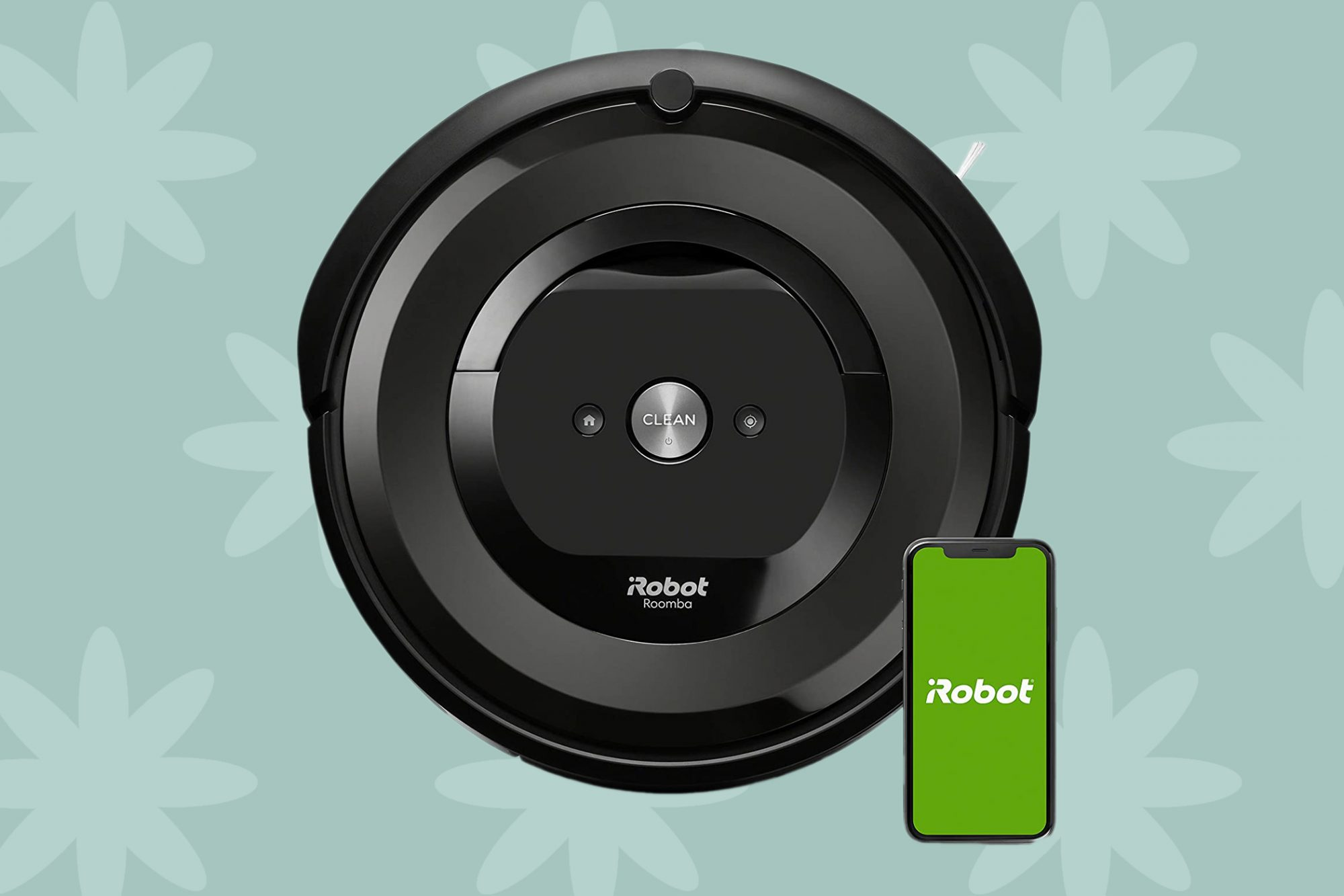 Product photo of iRobot Roomba with iPhone app