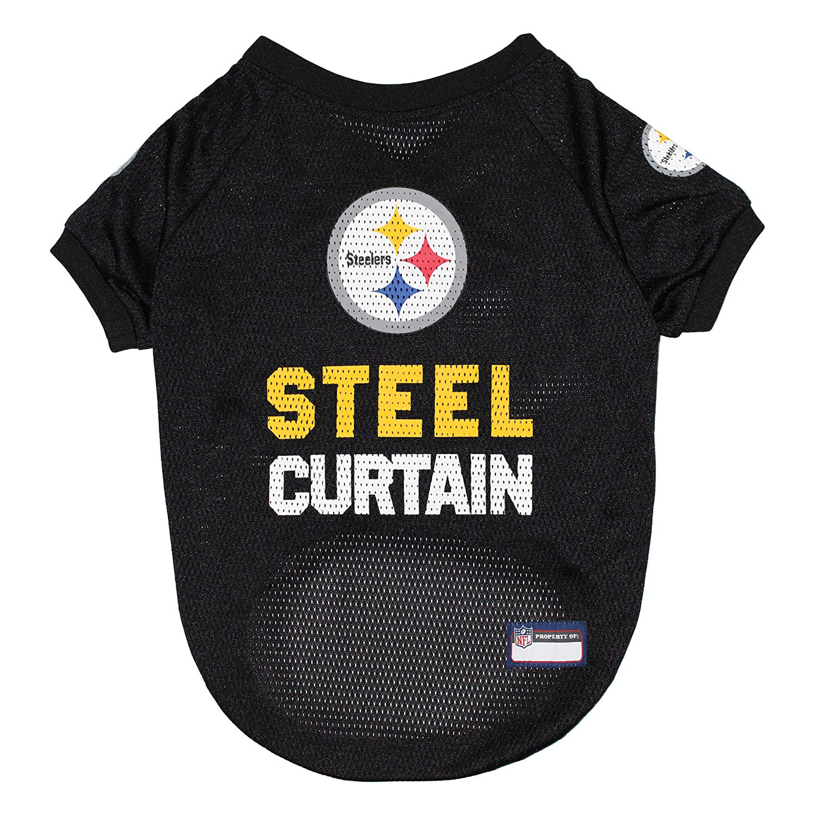 pets-first-nfl-steelers-raglan-performance-jersey