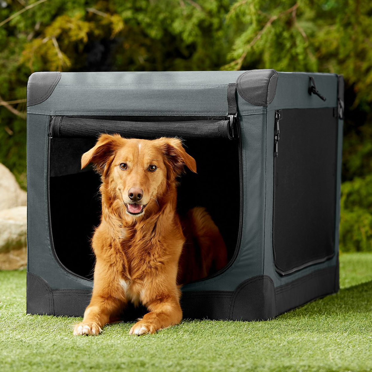 frisco-indoor-and-outdoor-3-door-collapsible-soft-sided-dog-crate