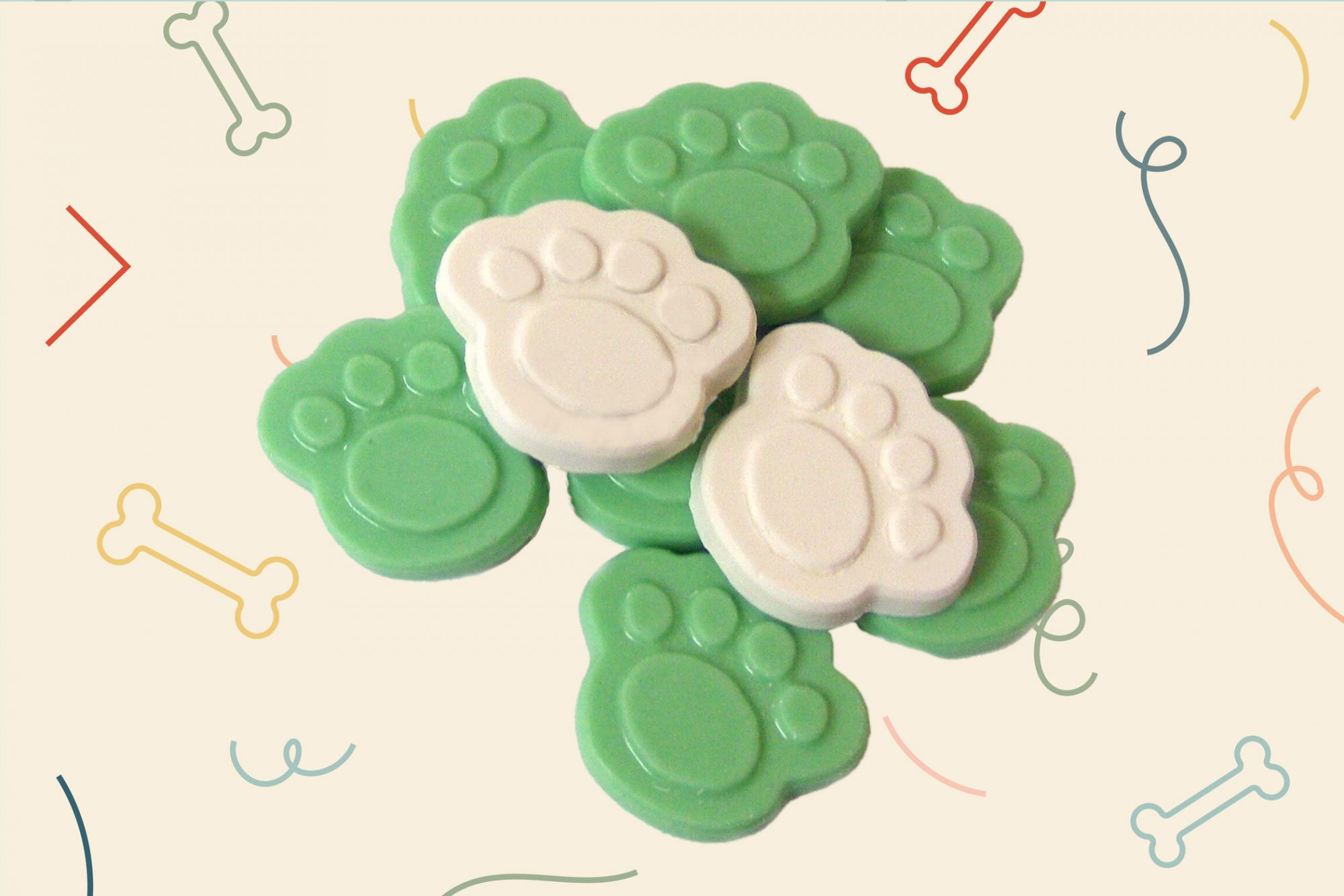 dog breath mints