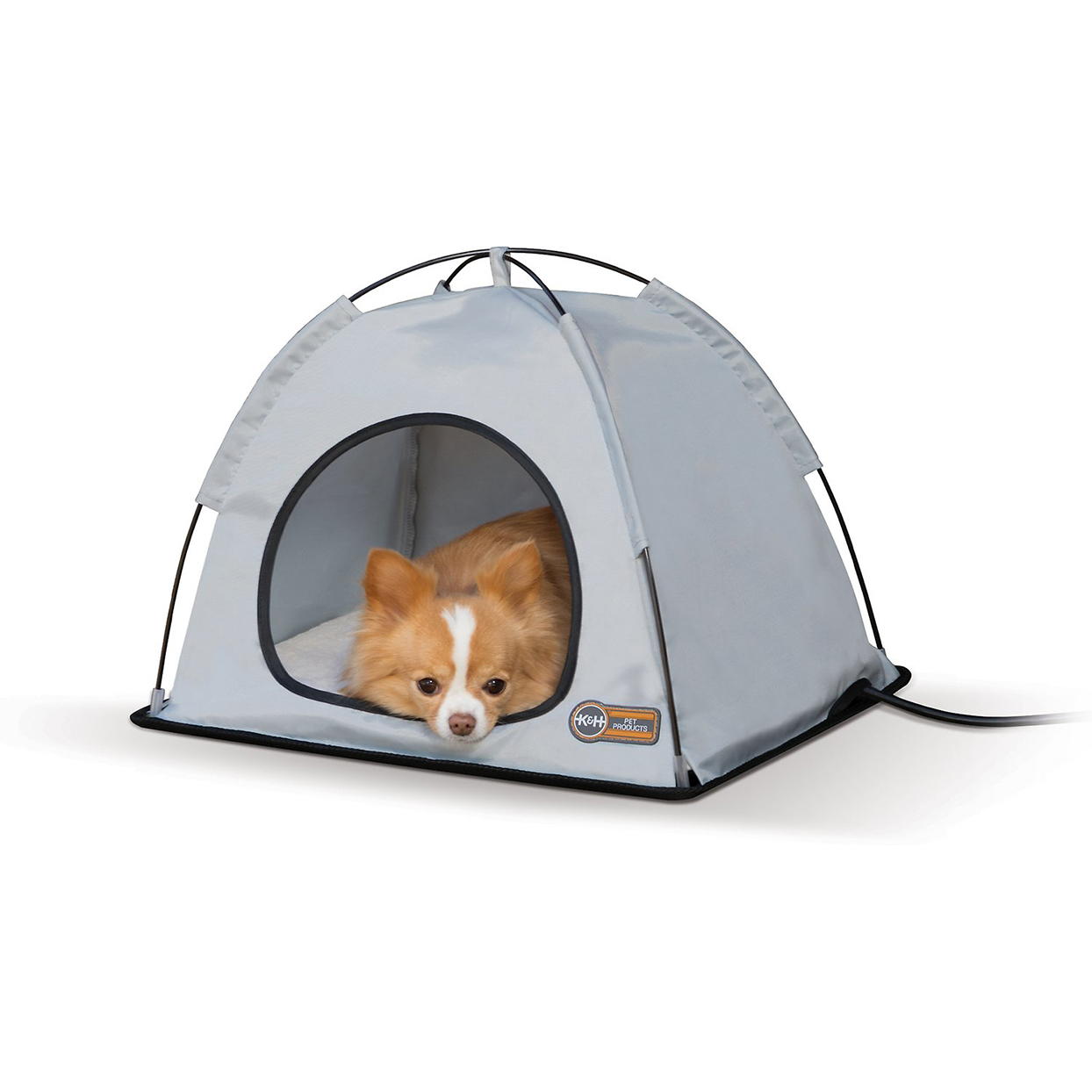 k and h pet products thermo dog tent