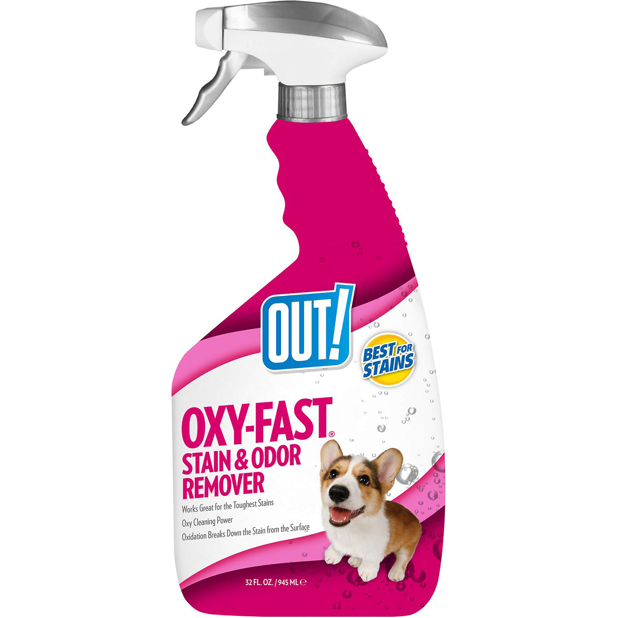 Out pet stain remover