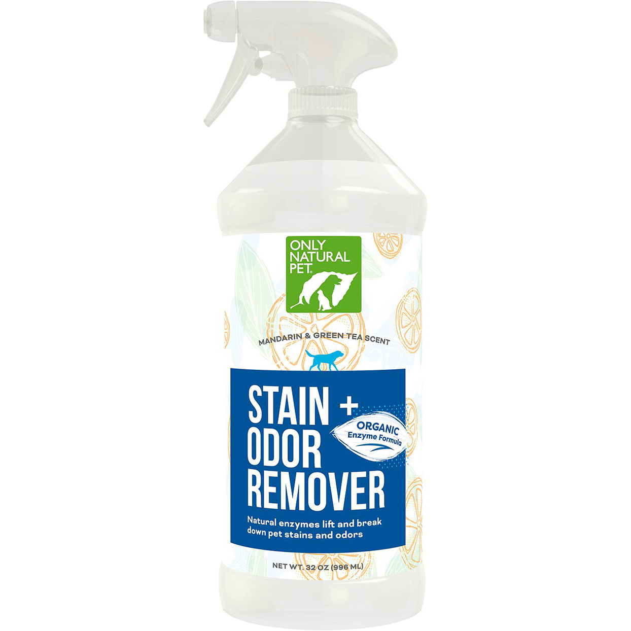 only natural pet stain odor remover