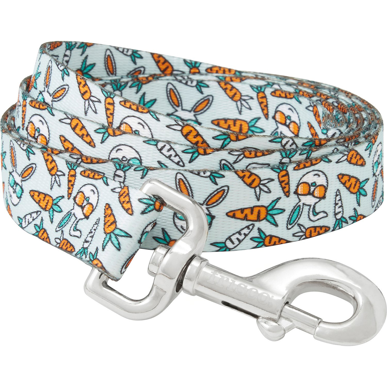 bunny print dog leash