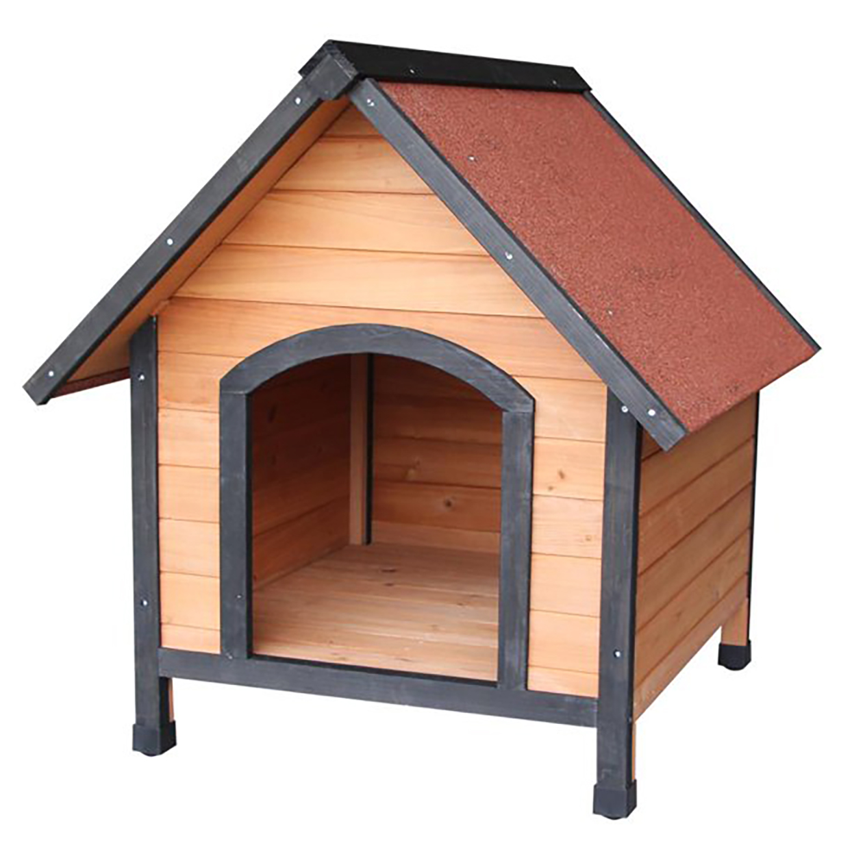 Raised doghouse