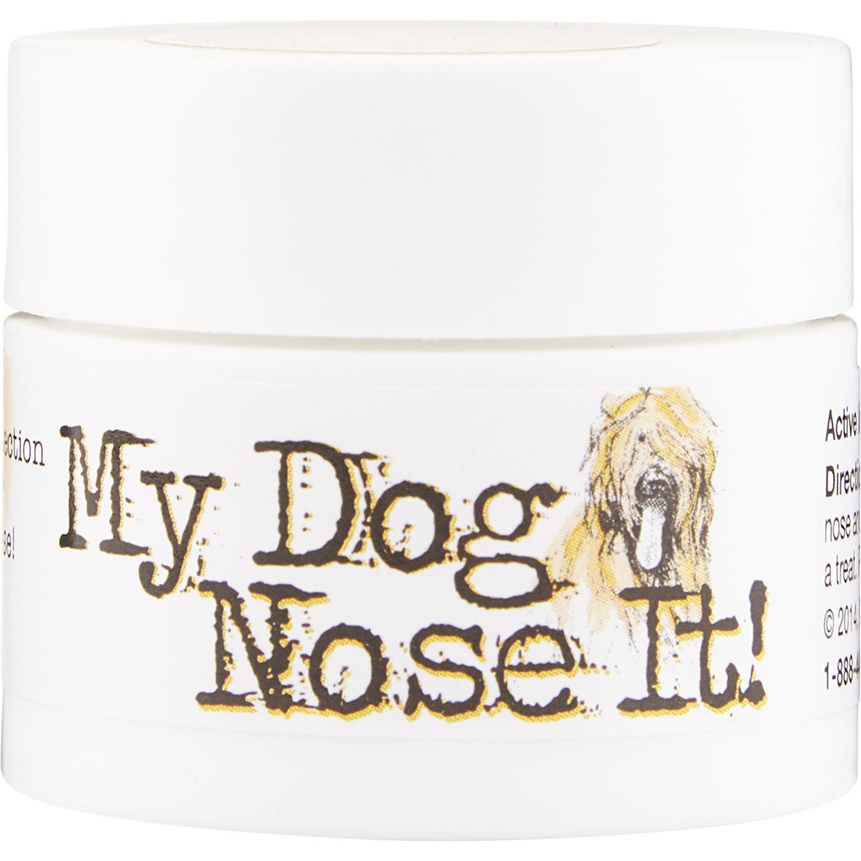 My dog nose it sun protection balm