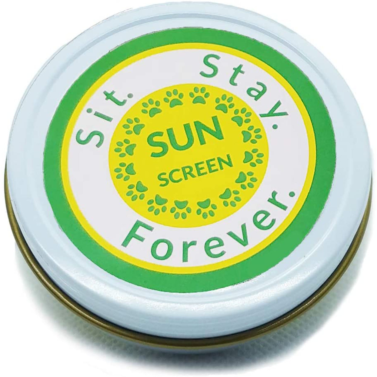 sit stay forever sunscreen