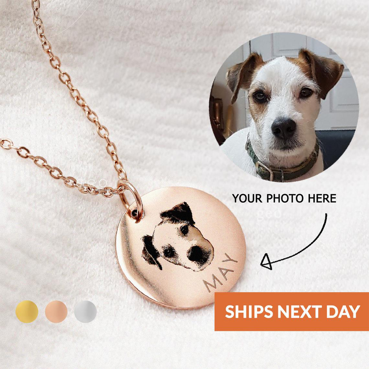 personalized dog mom necklace