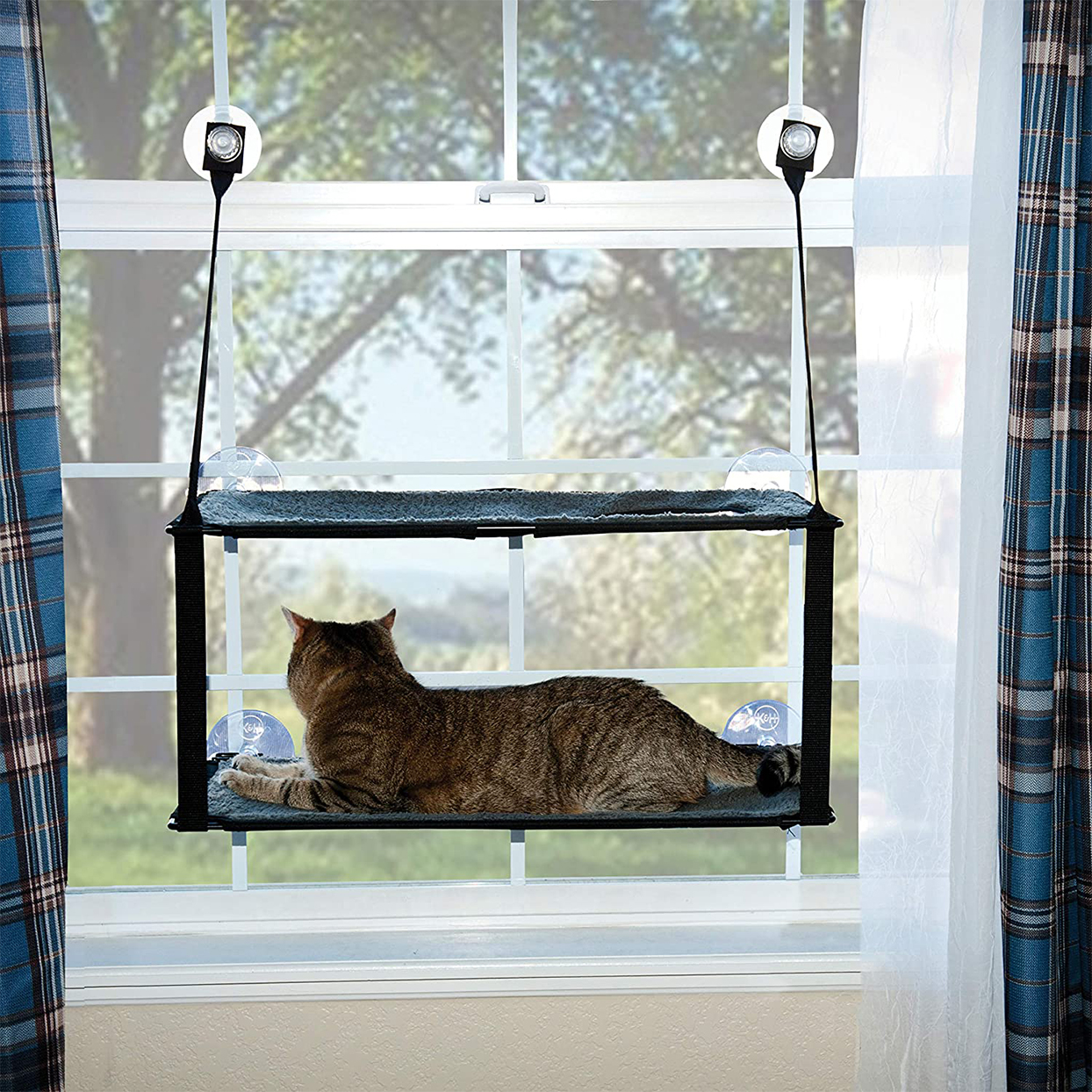 K and H pet products window kitty sill