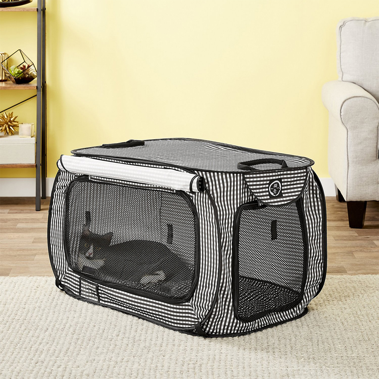 portable cat kennel