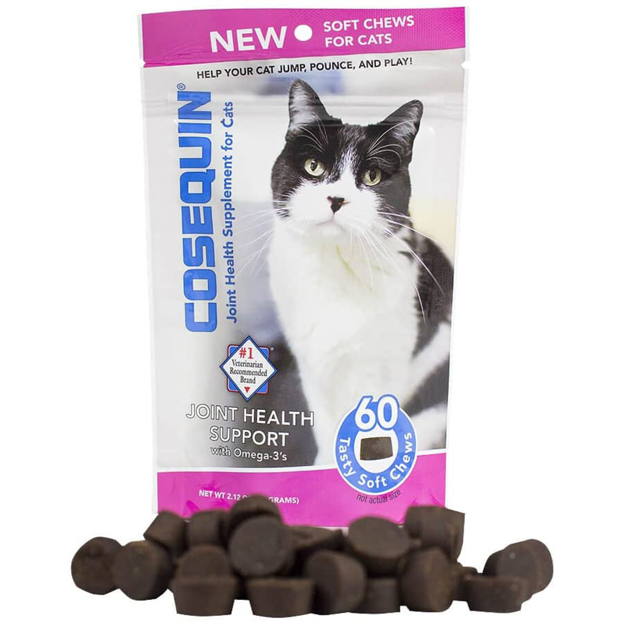 nutramax cosequin for cats soft chews