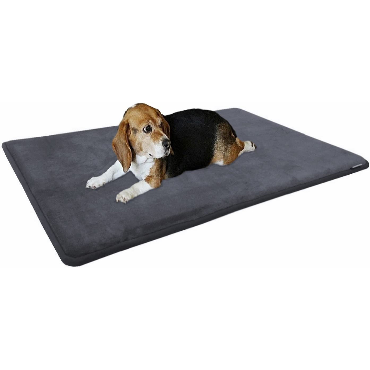 Dogbed4less Memory Foam Gel Cooling Bed