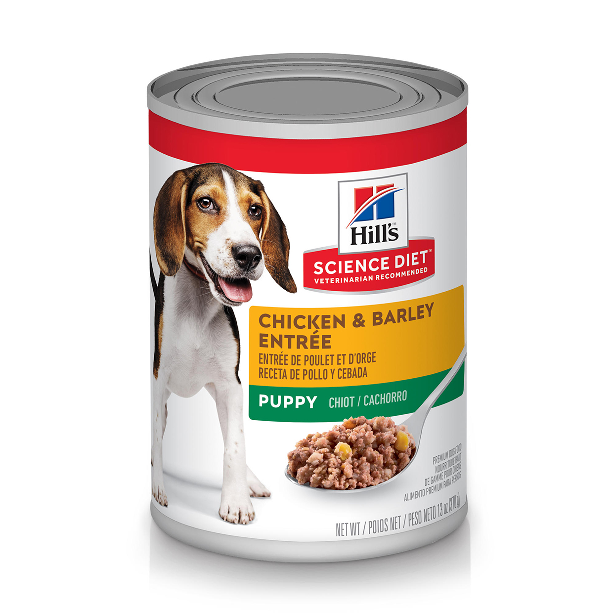 Hill's Science Diet Puppy Chicken & Barley Entree Canned Dog Food