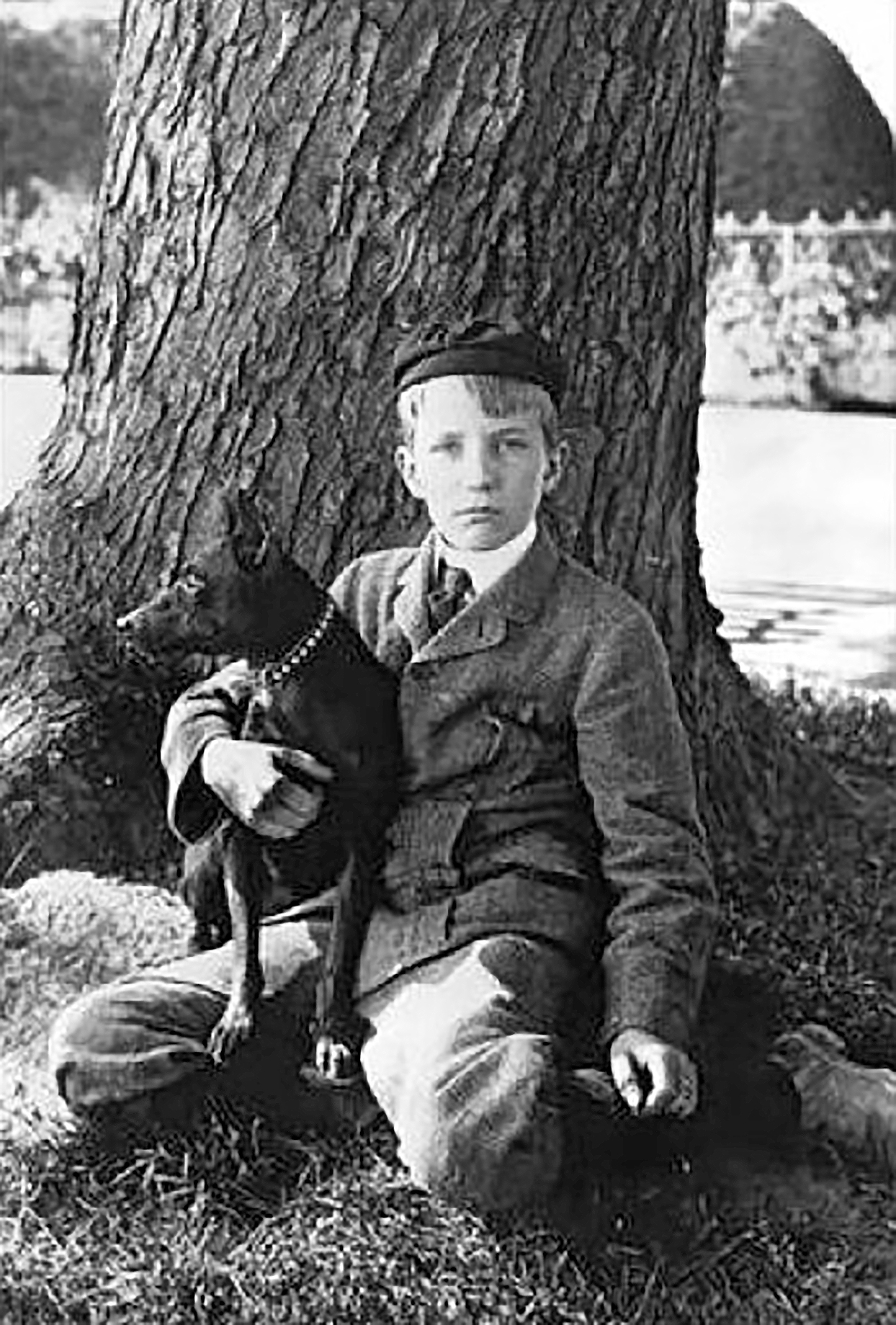 manchester terrier with jack roosevelt