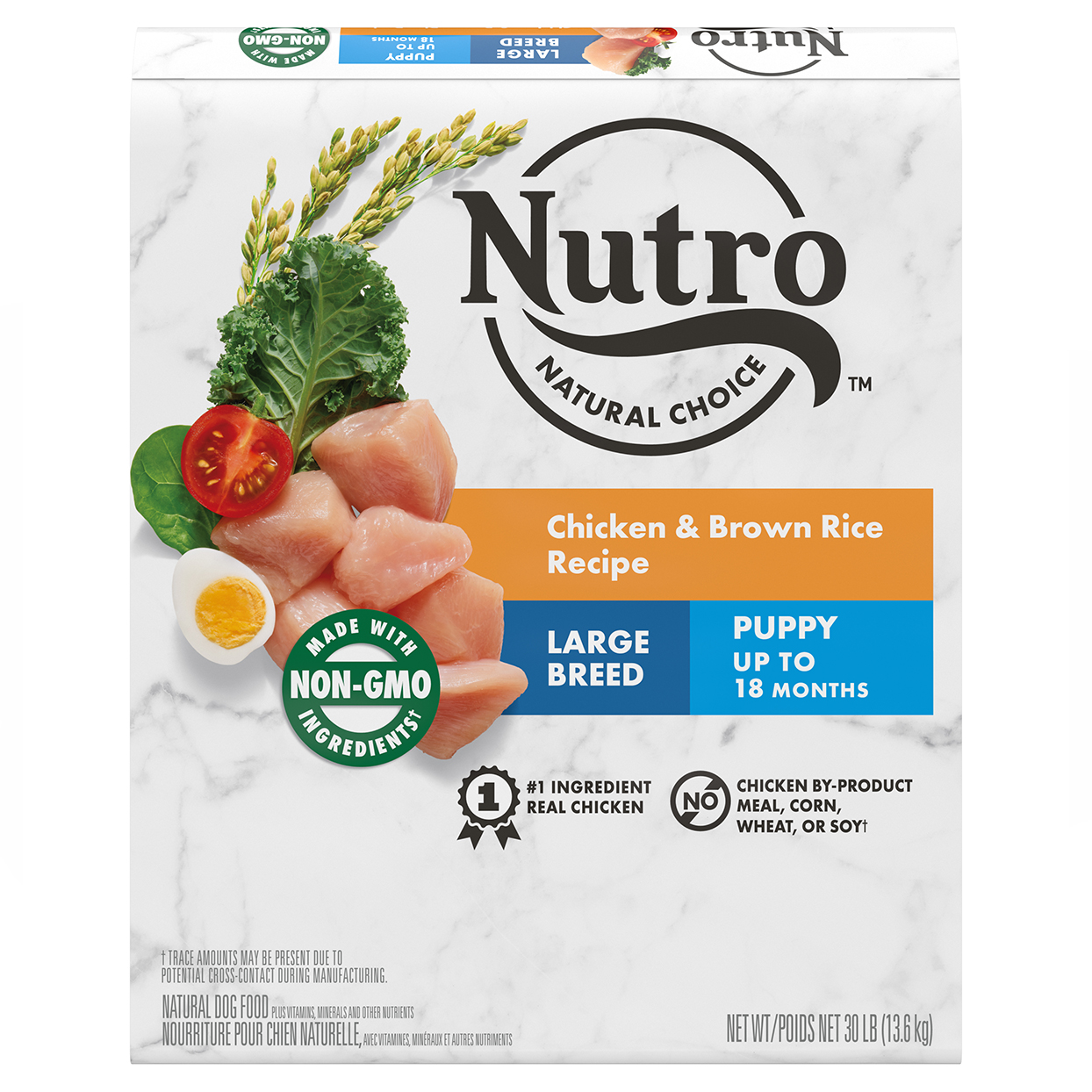 Nutro Natural Choice Large Breed Puppy Dry Dog Food