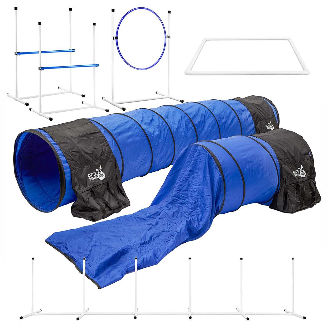 Better Sporting Dogs Deluxe Agility Set