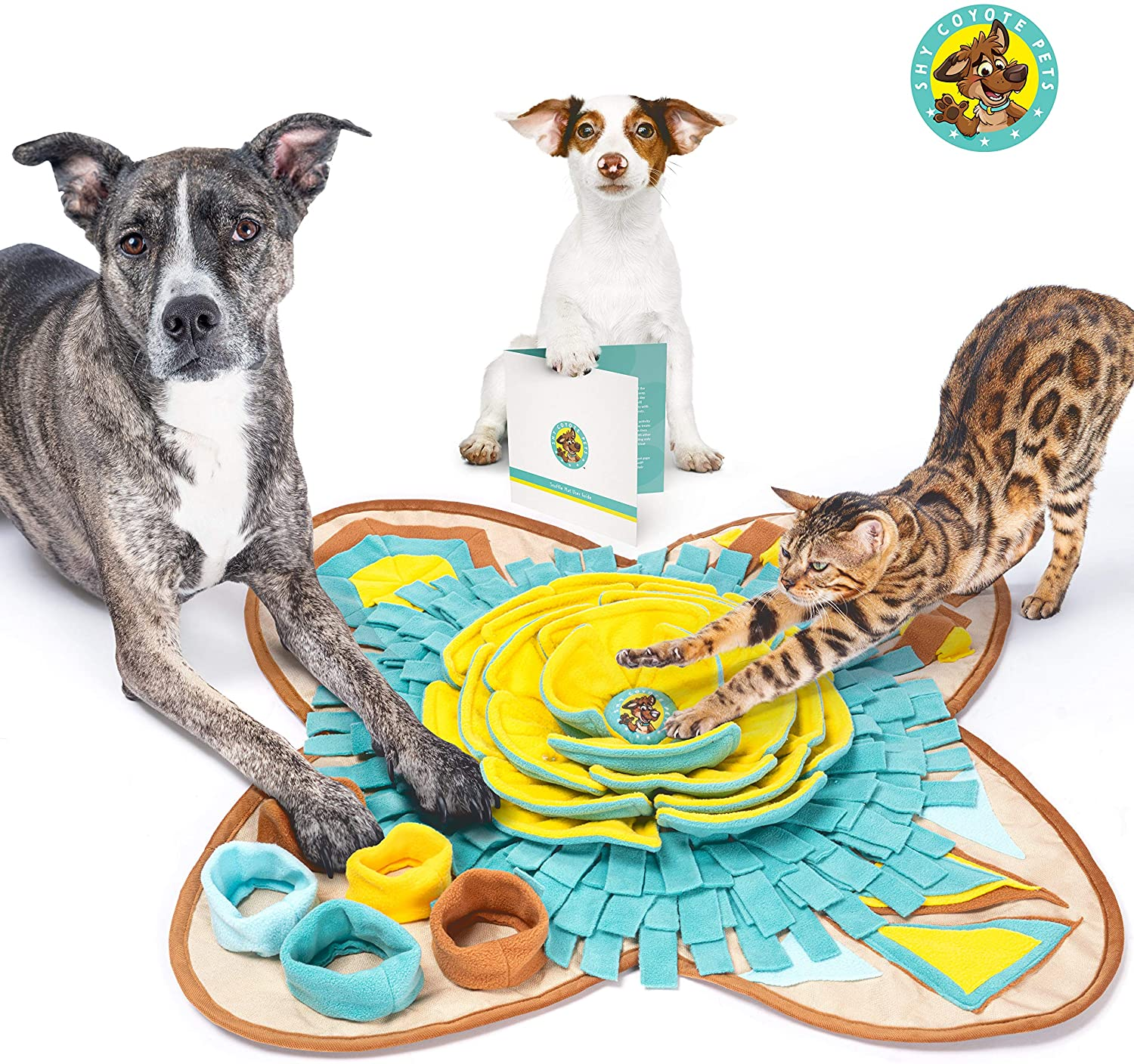 snuffle mat for dogs