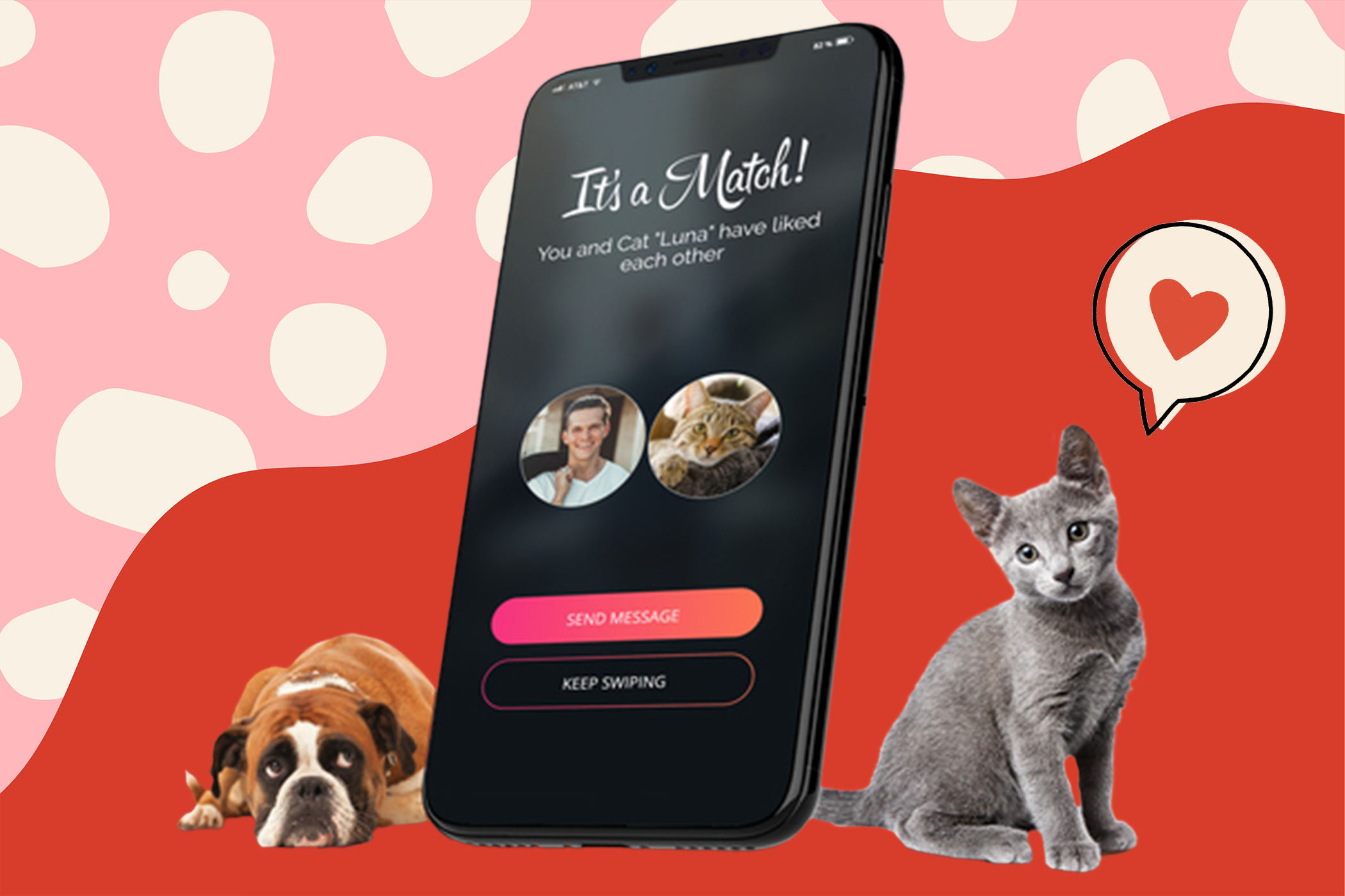 Munich shelter is helping pets find homes through Tinder