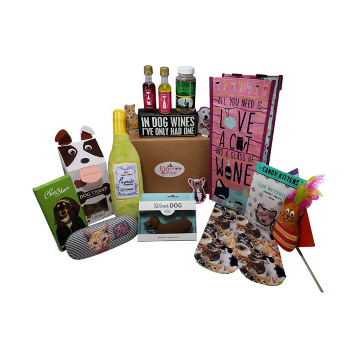 paws and pour subscription box