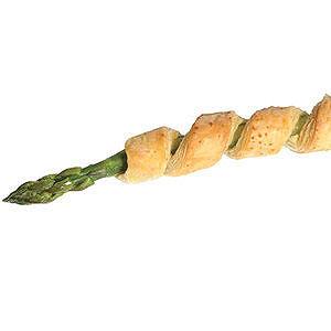 asparagus spirals
