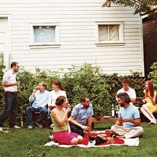 Backyard-Rose-Party