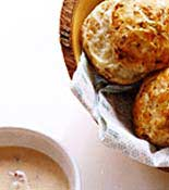 Biscuits in Basket