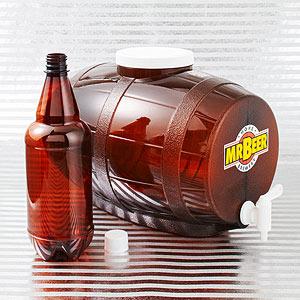 Brewmasters' DIY beer kit