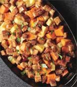 Caramel Apple Sweet Potato Casserole