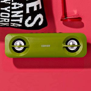 CB2 Candy Bar Travel Speaker