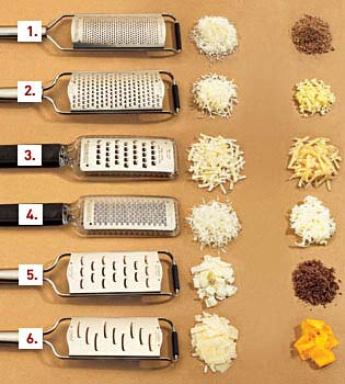 cheese graters