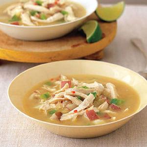 Chicken-Peanut Soup